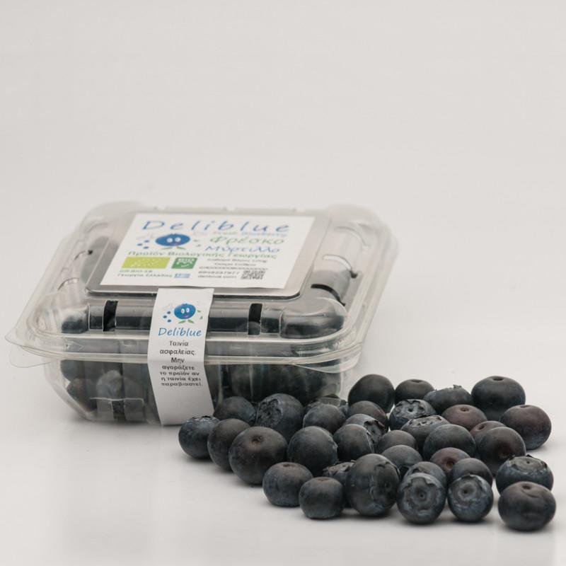 Βιολογικό Φρέσκο Μύρτιλο (Μύρτιλλο – Blueberry) Προπαραγγελία – Προσφορά