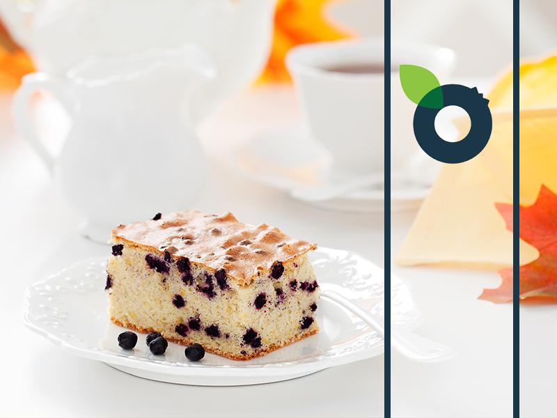 Διατροφική επανένταξη μετά τις γιορτές: Φτιάξτε διαιτητικό κέικ λεμονιού με μύρτιλα!